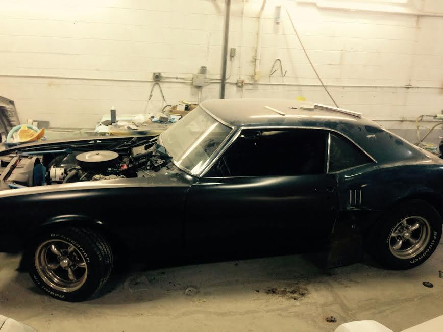 Custom Car Paint Jobs >> Custom Autobody Repairs, Parts, And Painting - John's Custom Fibreglass Vancouver